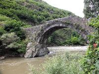 Tamara's Bridge at Alaverdi