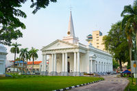 St. George's Church in Georgetown, Penang, Malaysia