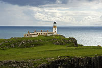 Neist Point Lighthouse, Isle of Skye,Scotland