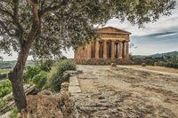 Concordiatempel, Sizilien | Temple of Concordia, Sicily