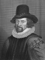 Francis Bacon, 1561 - 1626, English philosopher