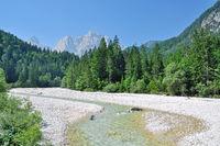 Triglav Mountain,Triglav National Park,Slovenia