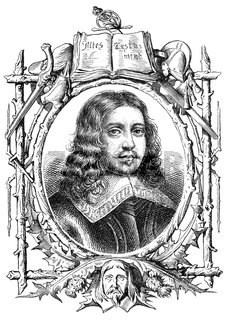 Richard Cromwell, 1626-1712, the second ruling Lord Protector of England