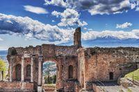 Taormina, Sizilien | Taormina, Sicily
