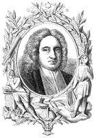 Edmond Halley, 1656-1742, English astronomer