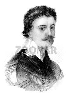 Thomas Wentworth, 1st Earl of Strafford, 1593-1641, English politician
