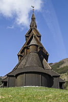 stave church Hopperstad