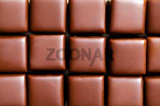 texture of chocolate pralines