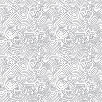 Seamless abstract simple pattern with concentric curved circles