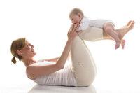 Mutter-Kind-Sport