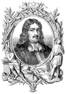John Bunyan, 1628-1688, an English Christian writer