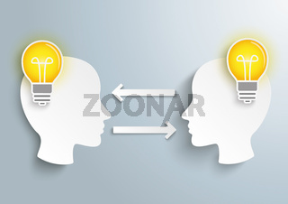 2 Heads 2 Bulbs PiAd