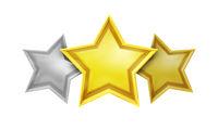 three star rating service