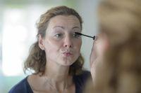 mascara eyelashes