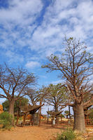 rest area in Mapungubwe NP, South Africa
