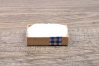 Zucker - Sugar on wood