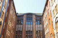 Hackesche Courts Berlin Germany