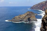 La Palma - north coast