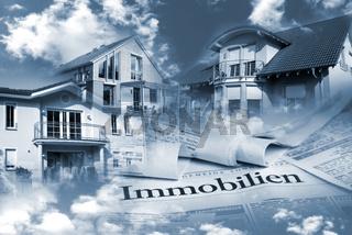 Häuser und Immobilienanzeigen