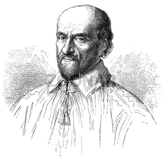 Jean du Vergier de Hauranne, 1581-1643, a French Catholic priest