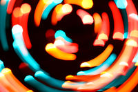speed motion bokeh abstract background
