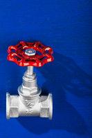 chrome valve