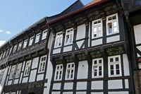 Half-timbered house, Goslar, Harz, Germany