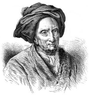 Bernard Le Bovier de Fontenelle, 1657-1757, a French author