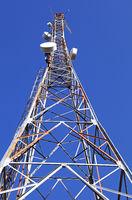 antenna at Lenong View Point at Marakele NP
