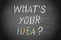 What is your idea ?