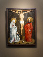 Christ on the Cross, Wallraf-Richartz-Museum