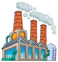 Factory theme image 1 - picture illustration.