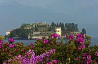 Isola Bella island, Borromean Islands, Italy