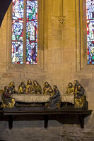 The Last Supper,Collegiate St Martin Church,Colma