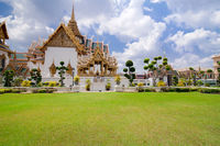 Grand Royal Palace. Bangkok, Thailand