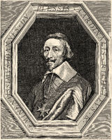 Richelieu et de Fronsac, 1585 - 1642, a French clergyman