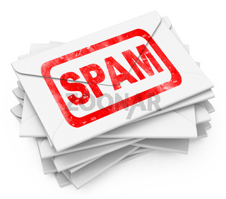 the spam letters