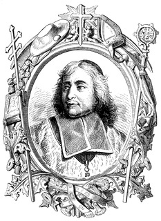 Jacques-Bénigne Bossuet, 1627-1704, a French bishop