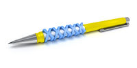 ball pen with message