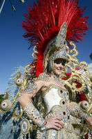 EUROPE CANARY ISLANDS LAS PALMAS CARNEVAL