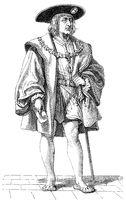 Maximilian I von Habsburg, 1459 -1519, Duke of Burgundy, German king