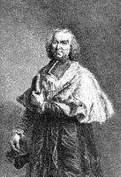 André-Hercule de Fleury, Bishop of Fréjus, 1653-1743, a French cardinal