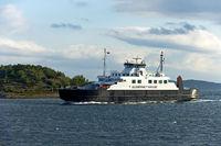 Fährschiff Ullensvang auf der Route zwischen Stavanger und Tau