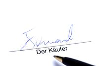 Signature of Purchaser