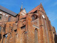 Georgen church at Wismar