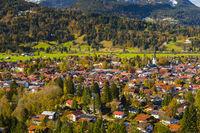 Oberstdorf, Allgäu, Bayern, Deutschland, Europa