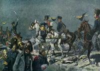 Battle of Waterloo, Napoleonic Wars