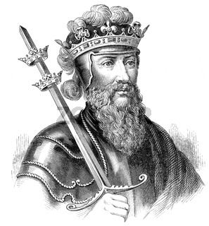 Edward III, 1312 - 1377, King of England