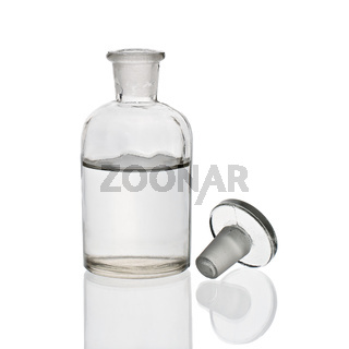 Chemikalienflasche