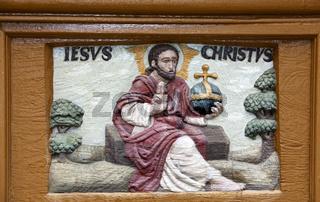 Jesus of Nazareth, Alfeld, Old Latin School, Germany
